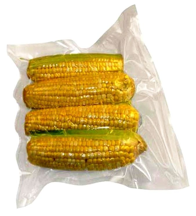 Продовольственные товары в вакуумной упаковке