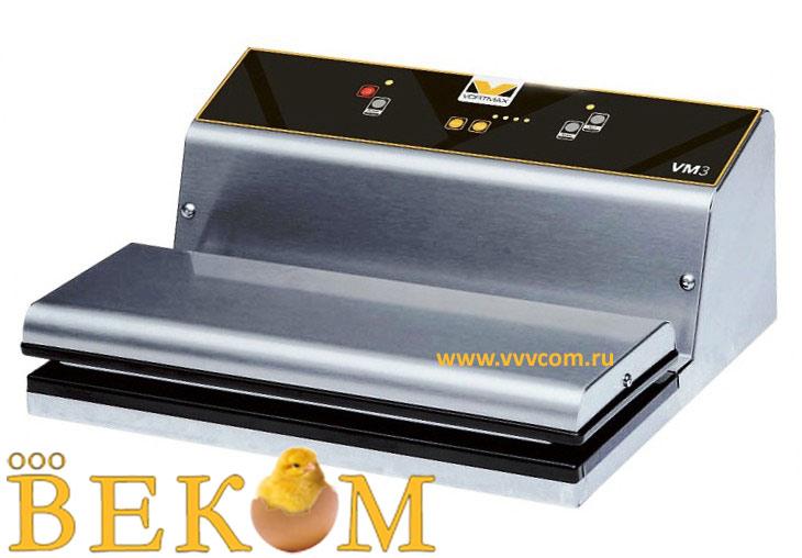 Вакуумный упаковщик Vortmax VM3 (бескамерный)